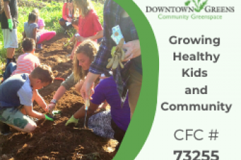 Downtown Greens: Growing Community