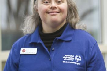 At This Point in My Life: Special Olympics Connecticut Athlete Natasha Cole