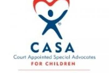 Children are served by CASA volunteers